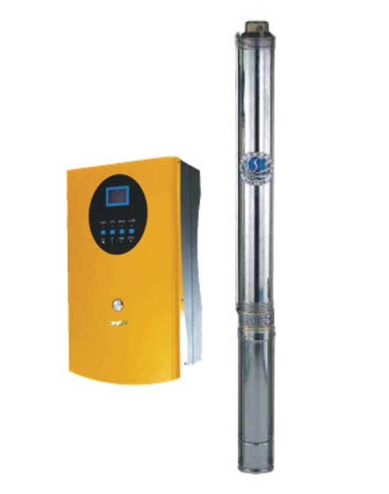 1HP Solar Water Pump System <br>(Model: FL750L)