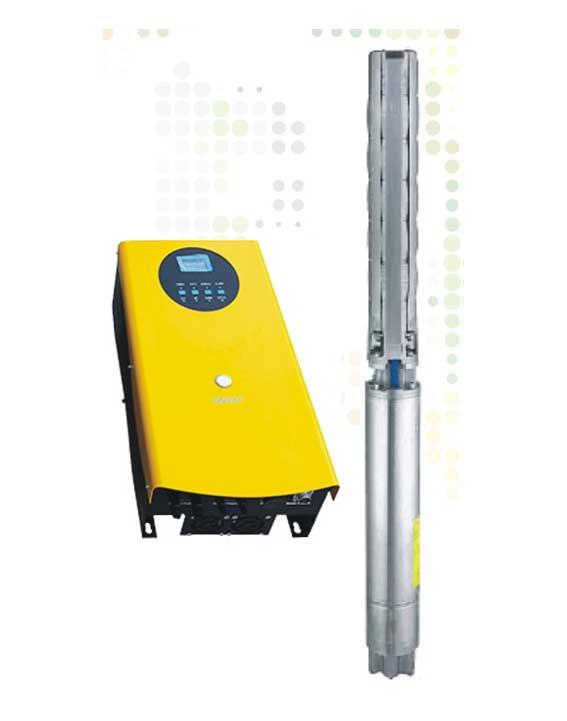 20HP Solar Water Pump System<br> (Model: FL15000H)