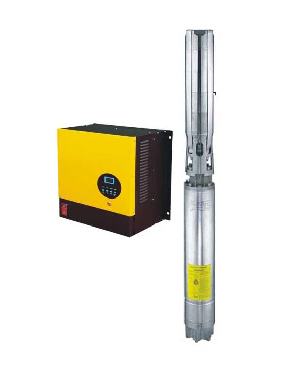 50HP Solar Water Pump System <br>(Model: FL37000H)