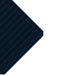 Mono-crystalline Silicon Solar Cell NM2+12B